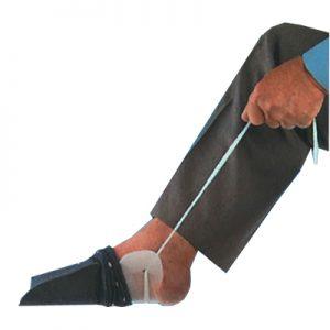 Hard plastic shoehorn - 4 3